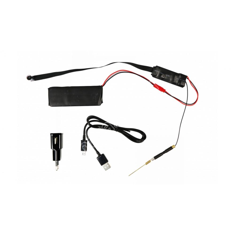 Миниатюрная автономная FullHD wi-fi камера BCW-7+