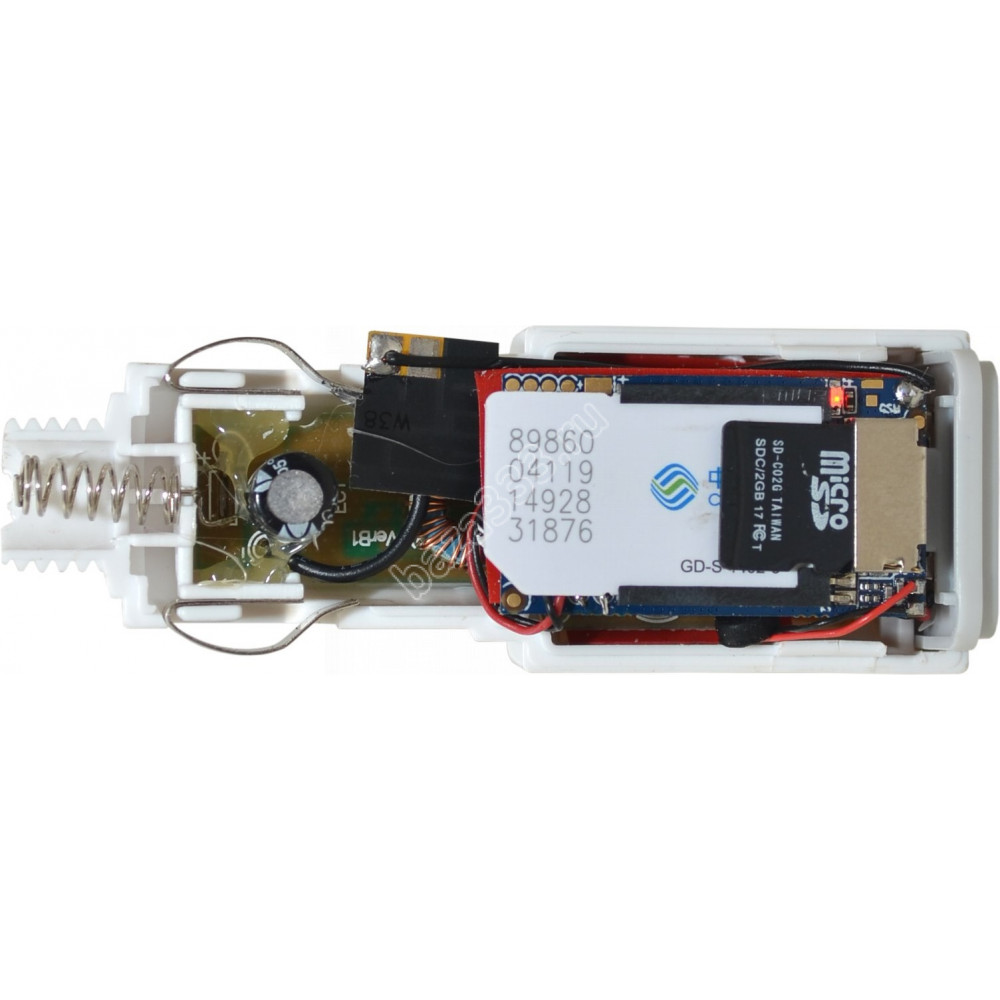 GPS трекер SmartGPS EW G23 (с функцией аудиоконтроля)