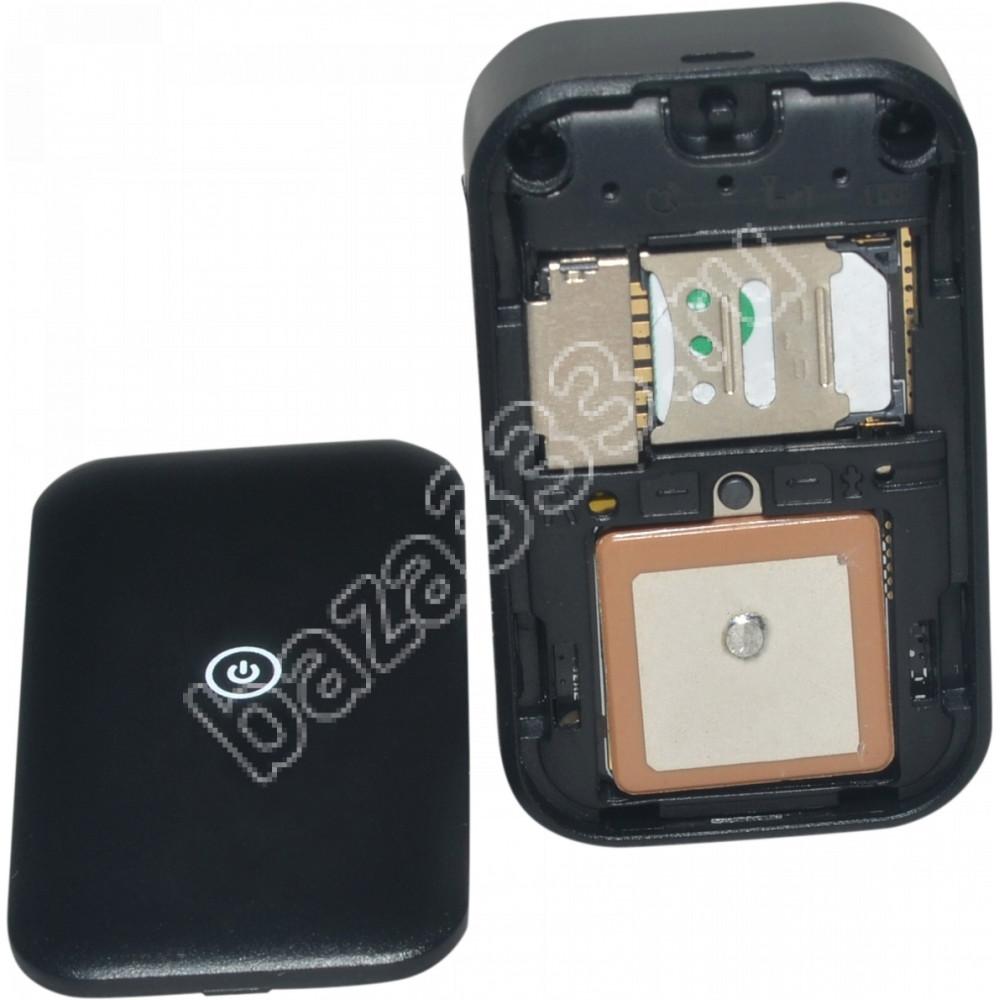 GPS трекер SmartGPS BZ77 (с функцией аудиоконтроля)