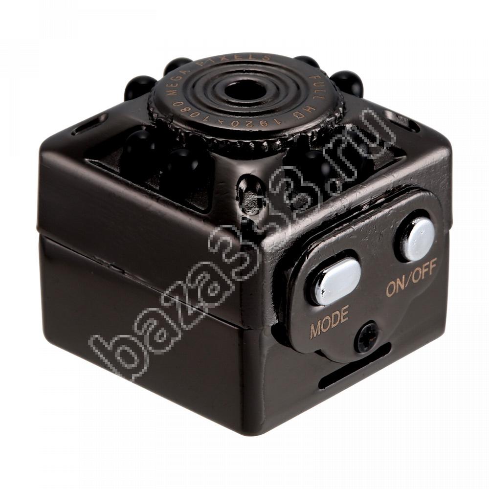 Мини камера Ambertek SQ10 HD 1080p с ночной подсветкой и датчиком движения